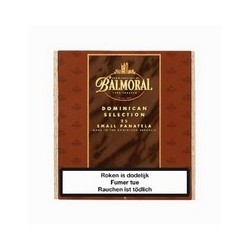 1 BOITE DE 25 CIGARES SMALL PANATELA DOMINICAIN SELECTION