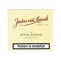 JUSTUS VAN MAURIK AFTER DINNER/25
