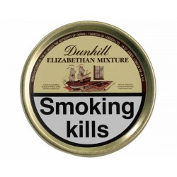 TABAC 50GR TIN DUNHILL ELIZABETHAN MIXTURE