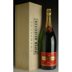 1 BOUT. PIPER-HEIDSIEK MATHUSALEM 6L BRUT