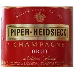 1 BOUT. PIPER-HEIDSIEK 75CL BRUT