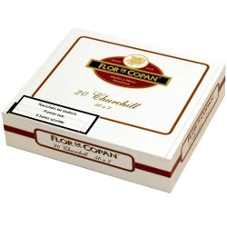20 CIGARES FLOR DE COPAN CHURCHILL
