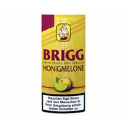 TABAC 50GR POUCH BRIGG HONEY/MELON