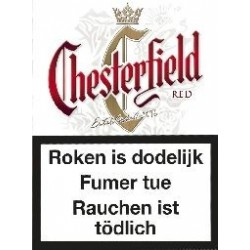 CHESTERFIELD RED/ 5 x 37