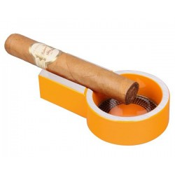 CENDRIER CIGARE METAL