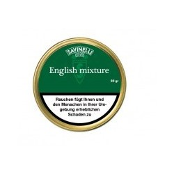 ENGLISH MIXTURE SAVINELLI 50Gr.