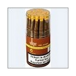 1 POT DE 25 CIGARILLOS SUMATRA VILLIGER KIEL JUNIOR