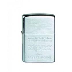 ZIPPO 60.001328 LASS ES LIEGEN!