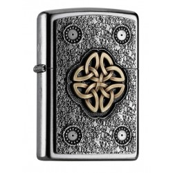 Zippo 2.004750 emblem-lighter with celtic knot