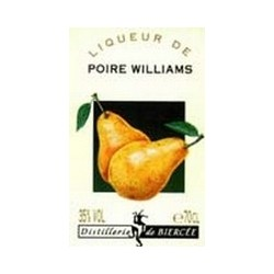 LIQUEUR DE POIRE WILLIAMS (demoiselle0.2L)