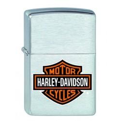 ZIPPO HARLEY-DAVIDSON BAR & SHIELD