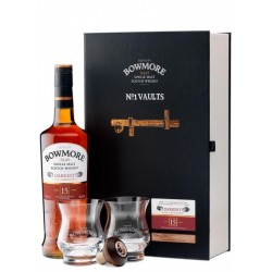 Bowmore 15 ans Darkest 43° 0.7l.