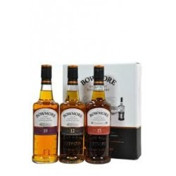 Bowmore Classic collection 42° 3 x 20cl.
