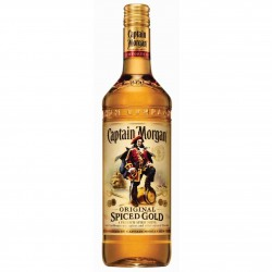 CAPTAIN MORGAN SPICEGOLD 0.7L