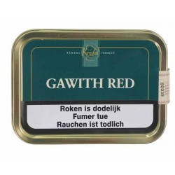 TABAC 50GR TIN GAWITH HOGGARTH RED