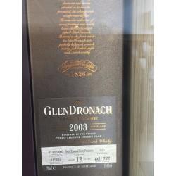 Glendronach 2003 12ans 53,4° - 0.7l