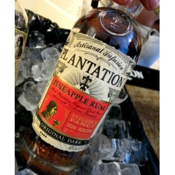 Plantation pineapple rhum 40° - 0.7l