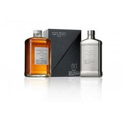 Coffret Nikka From The Barrel avec flasque