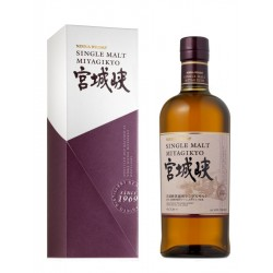 MIYAGIKYO Single Malt 45%