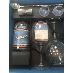 Coffret Cadeau Ginetical Gin 0.7l - 40%