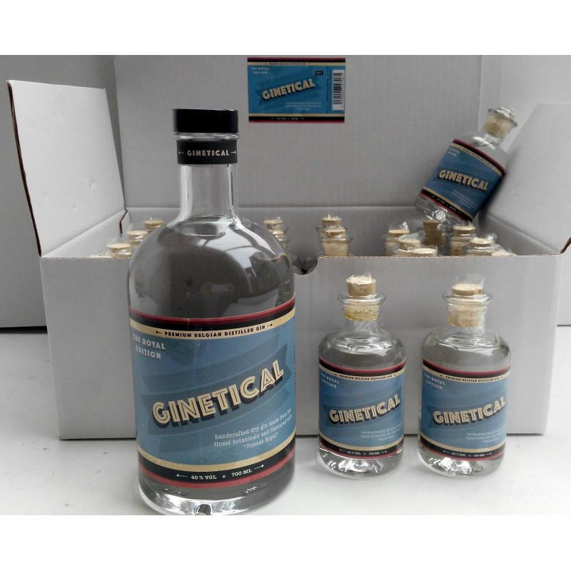 Ginetical The Royal Edition 40 % 100 ml