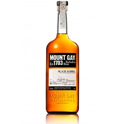 MOUNT GAY Black Barrel 43% - 0.7l