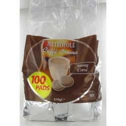 METROPOLE PADS STRONG 100 X 7G.(*)