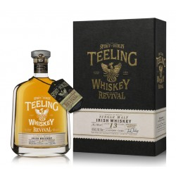 The Second Coming of Teeling Whiskey's Revival Single Malt 0.7L (*)