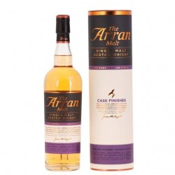 Arran Madeira Cask Finish 0.7l - 50% (*)