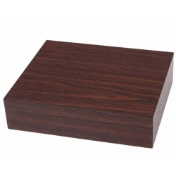 HUMIDOR 561276 WALNUT 25 CIGARS