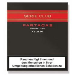 PARTAGAS SERIE CLUB/20