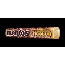 MENTOS CHOCO CARAMEL 38G