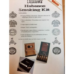 HABANOS SMOKING KIT
