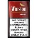 WINSTON FULL FLAVOUR 10 x 30GR (rouge)