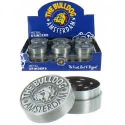 BULLDOG METAL GRINDER 2 PARTS 40mm