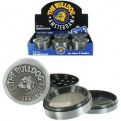 BULLDOG METAL GRINDER 4 PARTS 50mm