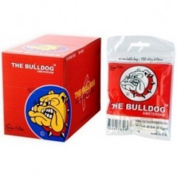 THE BULLDOG AMSTERDAM SILM FILTERS TIPS 6MM/120(*)