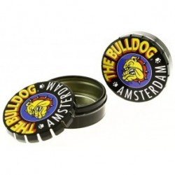 THE BULLDOG AMSTERDAM CLIC CLAC METAL BLACK BOX