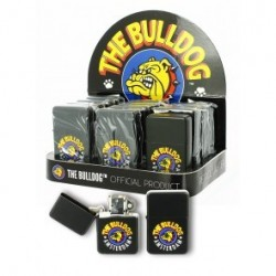 THE BULLDOG AMSTERDAM OIL LIGHTER FC LOGO