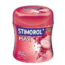 STIMOROL MAX FR.WATERMELON 80G