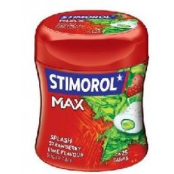 STIMOROL MAX STRAWBERRY/LIME 80G