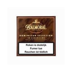 1 ETUI DE 20 CIGARILLOS BALMORAL DOMINICAIN SELECTION