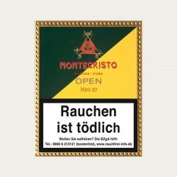 MONTECRISTO OPEN MINI/20