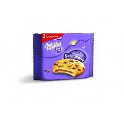 MILKA SENSATIONS 2 COOKIES 52G