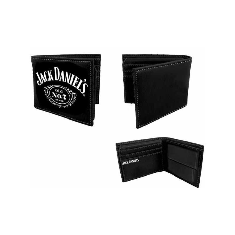 Jack Daniels BIFOLD WALLET LW230204JDS