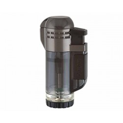BRIQUET XIKAR 526BK DOUBLE TECH