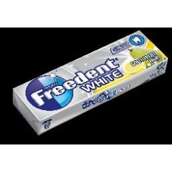 FREEDENT WHITE FRUIT 10DR.