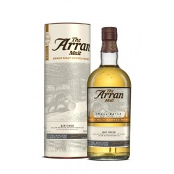 ARRAN RUM SMALL BATCH 46° - 0.7l