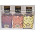 Disaronno Amaretto Wears Missoni Special Edition Disaronno Liqueur 5cl Miniature Set Of 3