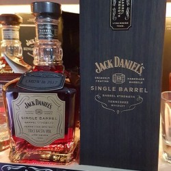 jack daniels single barrel 64,5° LMD 0.7L.